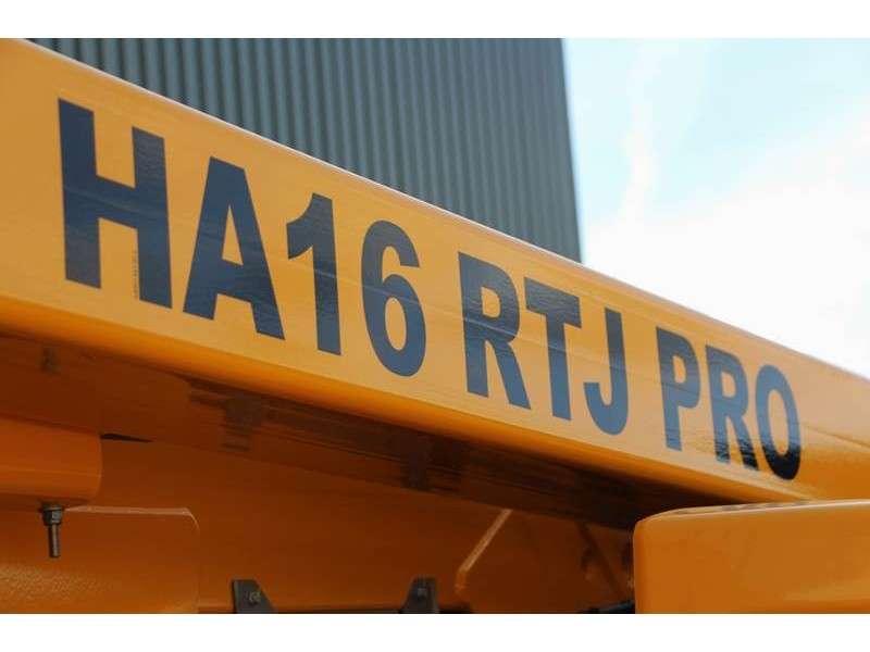 Haulotte HA16RTJPRO - 2018 - image 13