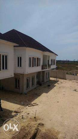 Nicely Finished 4br Semi Detach +1 Bq. Lekky County Homes Lekki - image 1