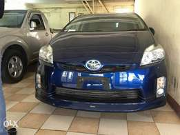 Toyota Prius New shape 2010 model