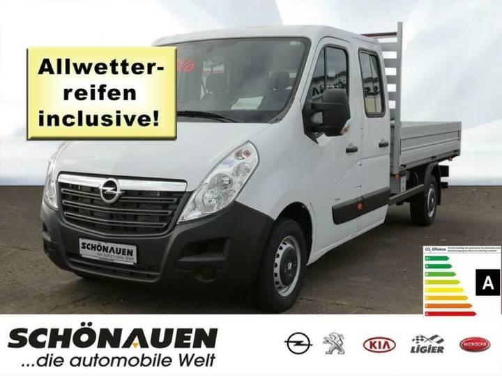 Opel Movano 2.3D L3H1 DOKA Pritsche DT+KLIMA+ALLW++ - 2018