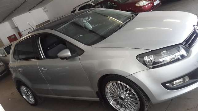 2012 VW Polo 6 Comfortline 1.6 Available for Sale Johannesburg - image 4