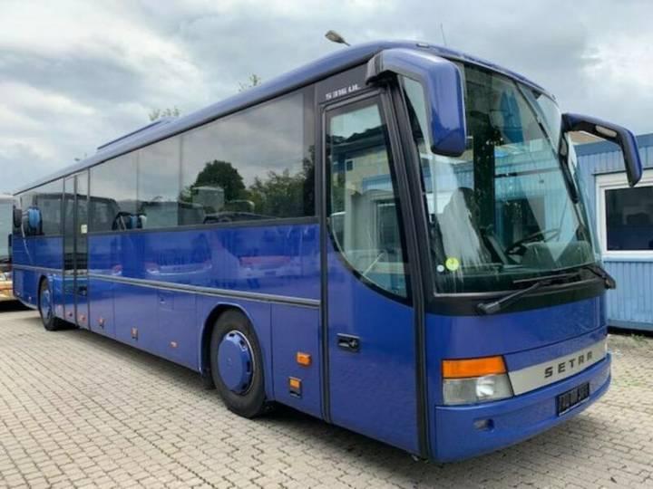Setra 316 GT UL - Lift - Schalter - Klima - TopZustand - 2004