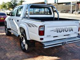 Toyota Hilux Bakkies Wanted.