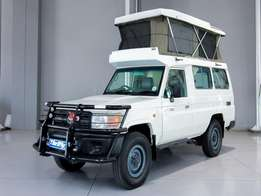 Toyota Land Cruiser 78 4.2D Station Wagon