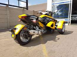 2009 Can-Am Spyder Roadster 990 - Excellent Condition!