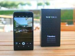 New Blackberry DTEK50