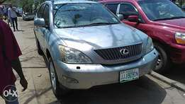 Few months used Lexus rx350 09 fuloption tincan cleared