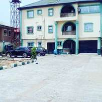 Standard 3units of 3bedroom flat up and down for sale