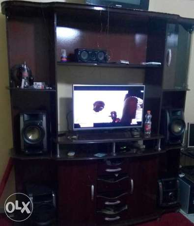 Tv stand/Wall unit Baba Dogo - image 1