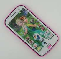 Hot Girls Toy Phone Touch Screen Children Toy Electronic Learning kids
