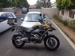 BMW 1200 GS Adventure 2012