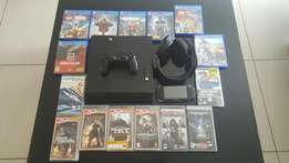 Ps4 plus psp for sale