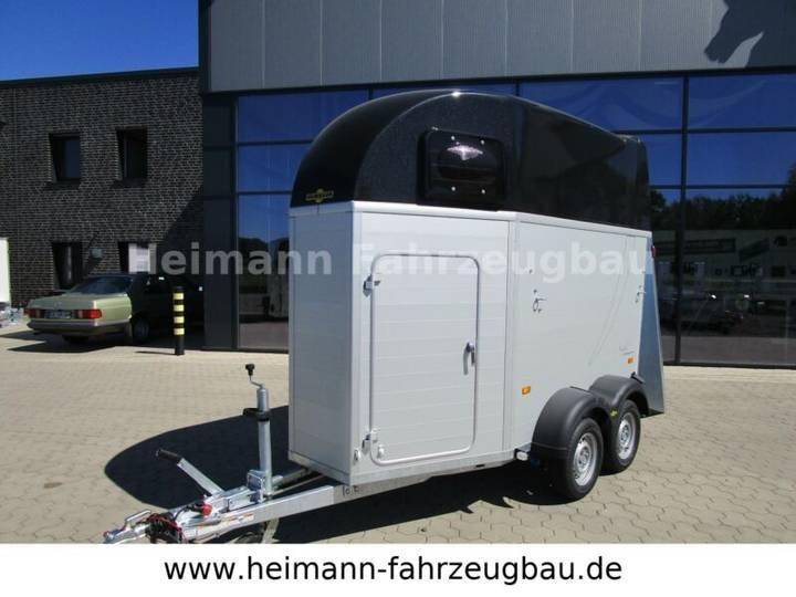 Humbaur Single ALU 1600
