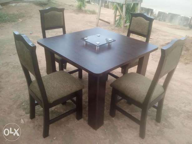 4 seater dinnin chair Moudi - image 2