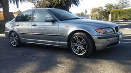 Bmw 320d 2005 swop for double cab