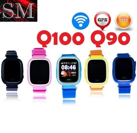Smart Baby Watch Q100 (Q90) 9f83cf3d71553