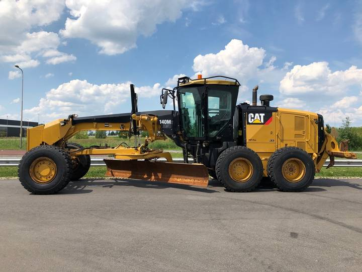 Caterpillar 140M2 AWD - 2011