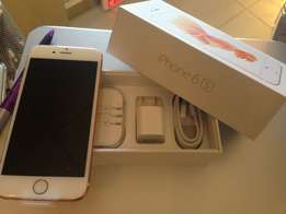 IPhone 6s 64gig Gold Brand New