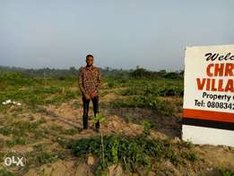 Affordable Plots of land at Elebu GRA Ibadan