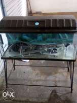 Vis tank with stand for sale