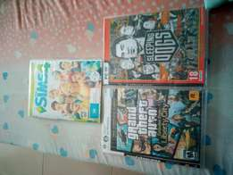 3 awesome games for sale(gta iv eflc, sims 4 and sleeping dogs pc