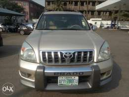 Toyota Prado 2007 model 4plus and very clean with first Body