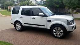 2014 Land Rover Discovery 4 SE Facelift