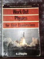 Work out physics study guide