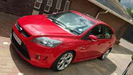 2009 Ford Focus ST 2.5