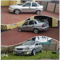 Opel Corsa in good condition R35,000