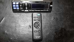 Alpine 117Ri usb mp3 player R2500