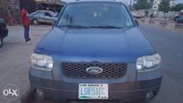 First Body Ford Escape