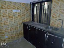Nice and spacious mini flat in a secured Estate