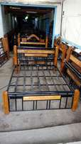 Metallic&Wooden Beds(Home Delivery)