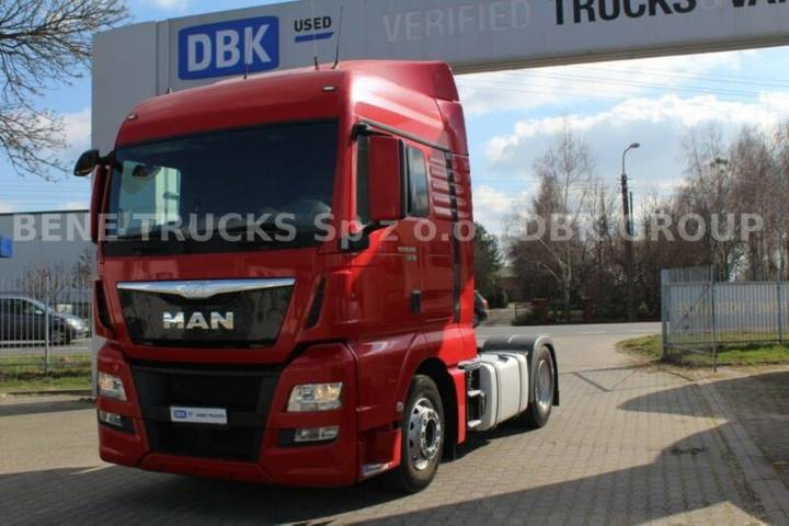 MAN TGX 18 440 AUTOMAT, TEMPOMAT 2015 - 2015