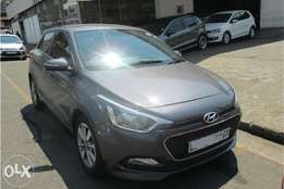 Hyundai i20 2015 Fluid new generation 4,000 km Hatch Back 6Speeds