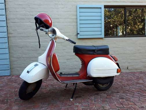 Vespa In South Africa Value Forest