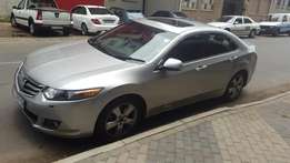 Honda accord 2.4 executive 2009 model for sale
