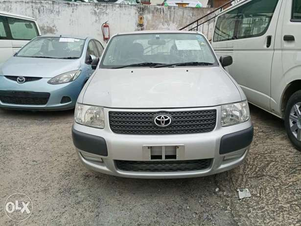 Toyota Succeed Silver KCP number Mombasa Island - image 7