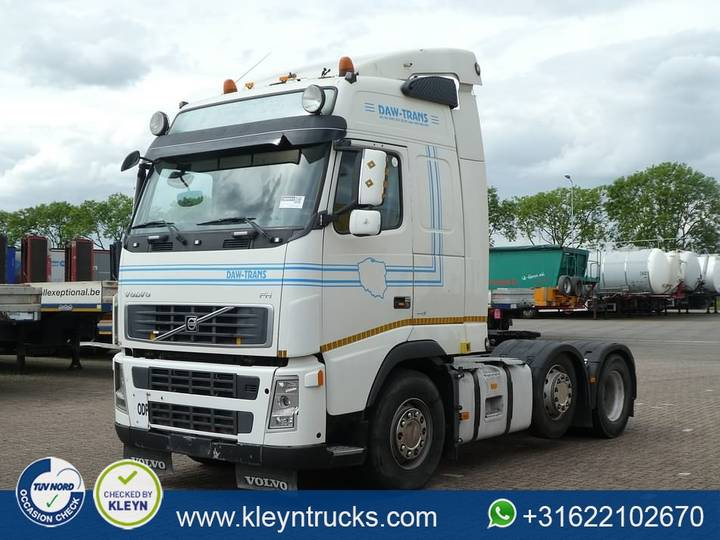 Volvo FH 13.440 6x2 manual - 2006