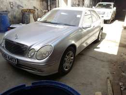 Superb Mercedes E240 Asian owner