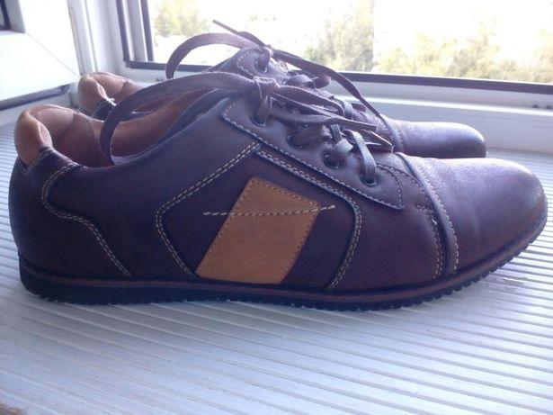 7f9b3515c Туфли мужские или для подростка , кожзам, размер 40 Кременчуг - изображение  1