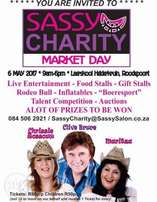 Charity Market day