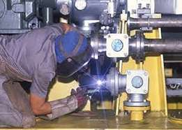 Co2welding training at linem centre in mpumalanga