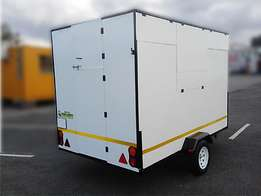 fast food kitchen trailer for sale