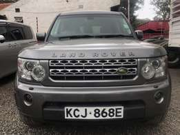 2010 Discovery 4 3000cc