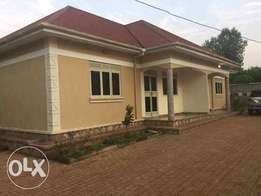 A two bedrooms for rent in Namugongo