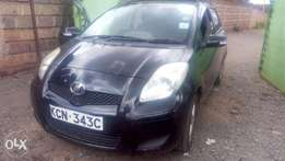 Toyota vitz new import very clean