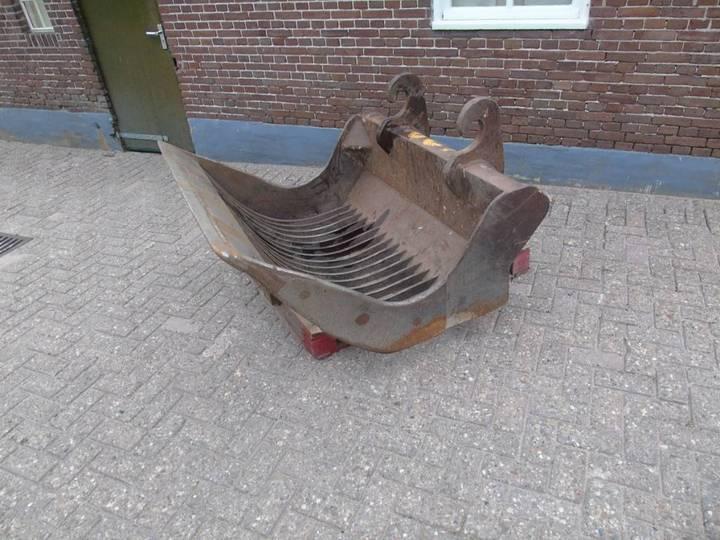 NDH Puinbak Cw30 130cm Graafmachine - 2010