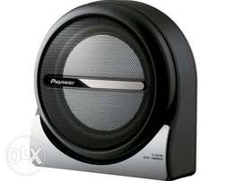 pioneer Underseat woofer brand new ts wx210A